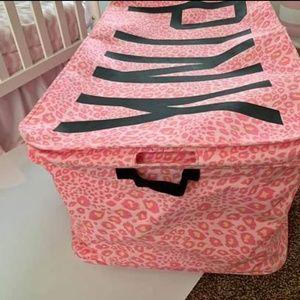 VS PINK rare dorm trunk